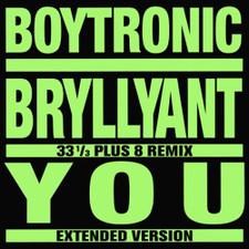 """Boytronic - Bryllyant Ep - 12"""" Vinyl"""