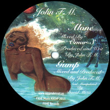 "John FM - Alone - 12"" Vinyl"