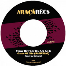 "Stony Hawk / SVNS / BLACKIE - Game Of Life - 7"" Vinyl"