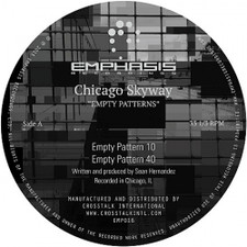 "Chicago Skyway - Empty Patterns - 12"" Vinyl"