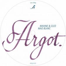 """Maxine & Cleo - Mad Blanc - 12"""" Vinyl"""