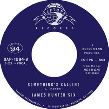 "James Hunter Six - Something's Calling / Talkin' 'Bout My Love - 7"" Vinyl"