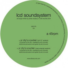 "LCD Soundsystem - Yr City's A Sucker - 12"" Vinyl"