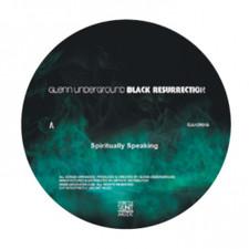 """Glenn Underground - Black Resurrection Sampler #4 - 12"""" Vinyl"""