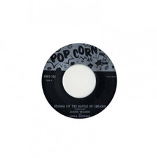 "Jackie Wilson & Linda Hopkins / Big Maybelle - Joshua Fit The Battle Of Jericho - 7"" Vinyl"