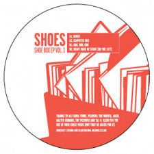 "Shoes - Shoe Box Ep Vol. 1 - 12"" Vinyl"