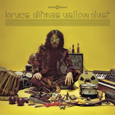 Bruce Ditmas - Yellow Dust - LP Vinyl