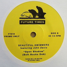 "Beautiful Swimmers - Open Shadow - 7"" Vinyl"