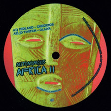 "Various Artists - Autonomous Africa Vol. 2 - 12"" Vinyl"