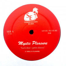 "Mystic Pleasure - Back Door (Getting Down) - 12"" Vinyl"