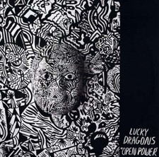 "Lucky Dragons - Open Power - 12"" Vinyl"