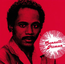 "Donnell Pitman - Burning Up / The Taste Of Honey - 7"" Vinyl"