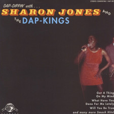 Sharon Jones & The Dap-Kings - Dap-Dippin' With.. - LP Vinyl