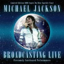 Michael Jackson - Broadcasting Live - LP Vinyl