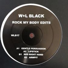 """Various Artists - Rock My Body Edits - 12"""" Vinyl"""