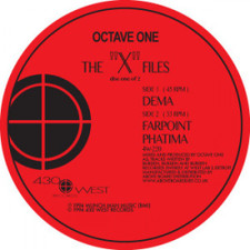 "Octave One - The ""X"" Files - 2x LP Vinyl"