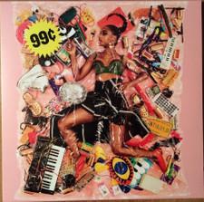 Santigold - 99¢ - LP Clear Vinyl