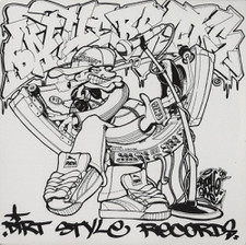 "Dj Qbert - Battle Breaks - 7"" Vinyl"