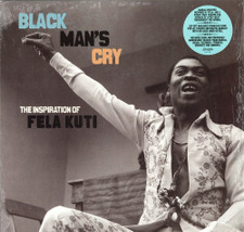 Various Artists - Black Man's Cry: The Inspiration Of Fela Kuti - 2x LP Vinyl