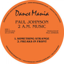 "Paul Johnson - 11 P.M. Music / 2 A.M. Music - 12"" Vinyl"