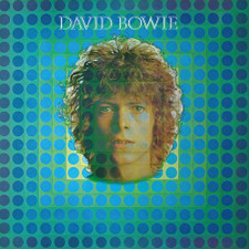 David Bowie - s/t (Space Oddity) - LP Vinyl