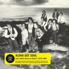 Various Artists - Aloha Got Soul - 2x LP Vinyl