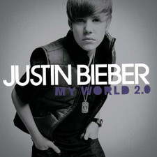 Justin Bieber - My World 2.0 - LP Vinyl