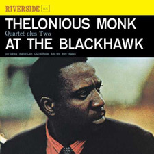 Thelonious Monk Quartet - At The Blackhawk - LP Vinyl