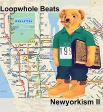 Loopwhole Beats - Newyorkism II - LP Clear Vinyl