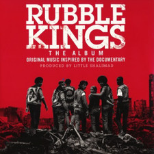 Various Artists - Rubble Kings: The Album - 2x LP Vinyl