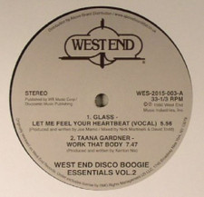 "Various Artists - West End Boogie Essentials Vol. 2 - 12"" Vinyl"