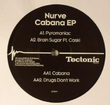 "Nurve - Cabana Ep - 12"" Vinyl"