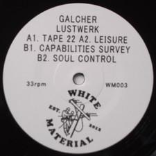 """Galcher Lustwerk - Tape 22 - 12"""" Vinyl"""