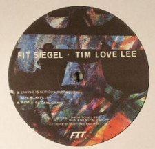 "Fit Siegel & Tim Love Lee - Living is Serious Business - 12"" Vinyl"