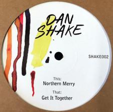 """Dan Shake - Shake Edits 2 - 12"""" Vinyl"""