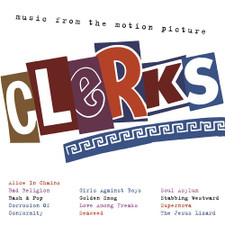 Various Artists - Clerks (Music From The Motion Picture) - 2x LP Vinyl