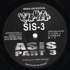 "ASIS - Part 3 - 12"" Vinyl"