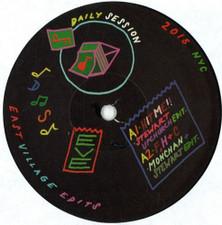 "DJ Monchan - East Village Edits - 12"" Vinyl"