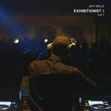 "Jeff Mills - Exhibitionist 2 Part 3 - 12"" Vinyl"