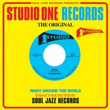 "Gaylads / Sound Dimension - Africa / Congo Rock - 7"" Vinyl"