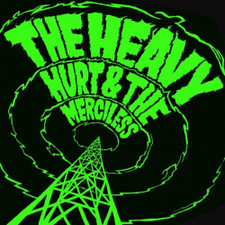 The Heavy - Hurt & The Merciless (Indie Version) - LP Vinyl+7""