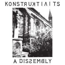 Konstruktivists - A Dissembly - LP Vinyl