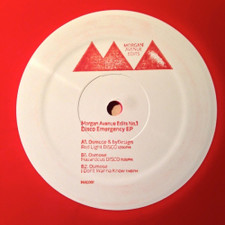"Osmose - Disco Emergeny - 12"" Colored Vinyl"