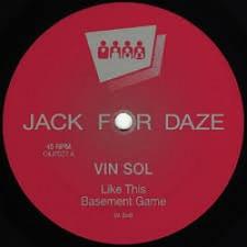 "Vin Sol - Like This - 12"" Vinyl"