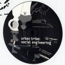 "Urban Tribe - Social Engineering - 12"" Vinyl"