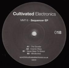 """MMT 8 - Sequencer - 12"""" Vinyl"""