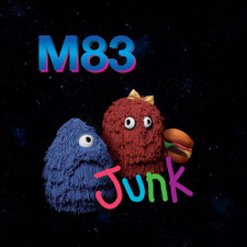 M83 - Junk - 2x LP Vinyl