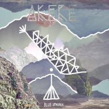 Akere - Blue Sphinx - LP Vinyl