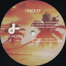 "Various Artists - Crack - 12"" Vinyl"