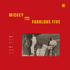 "Mickey & The Fabulous Five - Mickey & The Fabulous Five - 10"" Vinyl"
